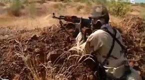 Армия Мали на боевых учениях