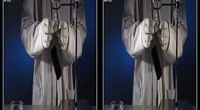 Хрупкое и сильное стекло - физические опыты