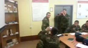 Ответ НАТО от русского спецназа: удар электрошокером в шею