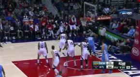 Топ-10 моментов NBA за 7 декабря 2014