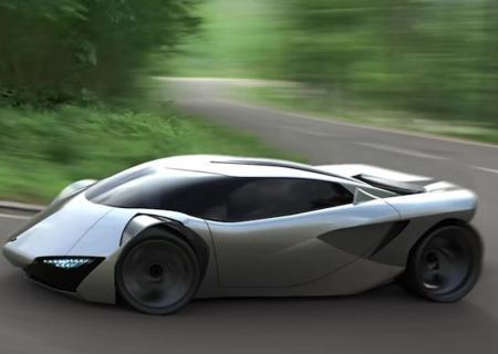 Lamborghini создаст электрический гиперкар Vitola