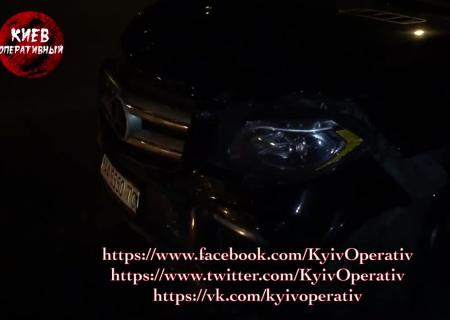 «Пьяное» ДТП ссыном народного депутата: милиция сказала детали