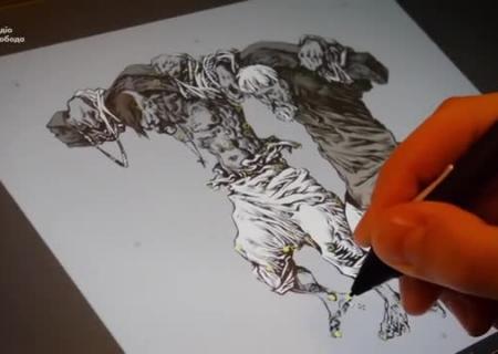 Украинцам покажут 1-ый мультипликационный сериал за«Кобзарем» Шевченко встиле зомби-хоррора