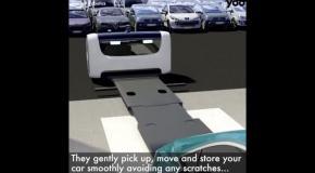 Роботы-парковщики будущего