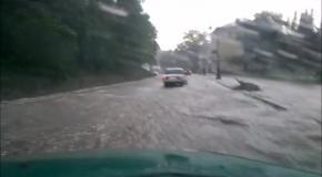 Потоп в Каменце-Подольском