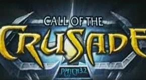 World of Warcraft patch 3.2