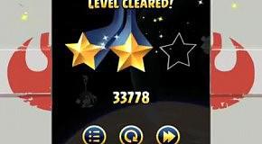 Прохождение Angry Birds: Star Wars 27 Tatooine