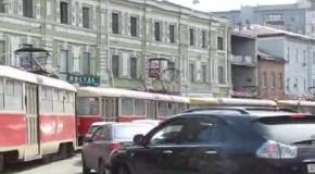 Митинг в Харькове: площадь