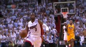 Pacers at Heat Game 7 - Обзор
