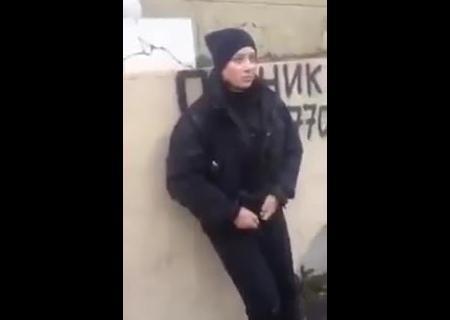 ВЗапорожье подрались девушки-полицейские