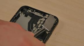Новый iPhone XS разобрали