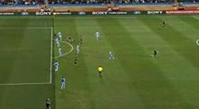 Уругвай - Германия - 0:1 (1й тайм)