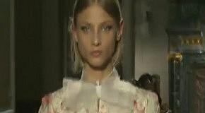 Valentino Haute Couture 2012: весна цвета слоновой кости
