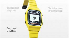 Умные часы Sony SmartWatch