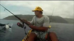 Сюрприз на рыбалке