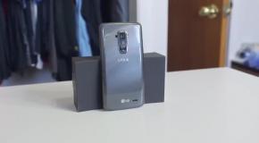 LG G Flex - обзор