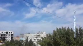 Донецк, 14 сентября: обстрел города