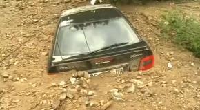 В Сербии буйствует наводнение, есть жертвы