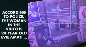 В Австралии женщина напала с топором на людей