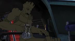 [FRONDA]Guardians of galaxy 2-1 Стражи галактики 2 сезон 1 серия