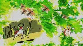 Майский жук –детский клип