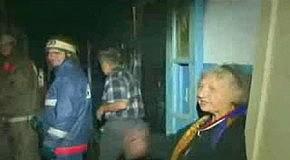 Что бабуля думает о случившемся! (После пожара)