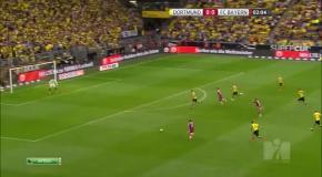 Боруссия Дортмунд – Бавария - 2:0 видео голов матча за Суперкубок Германии