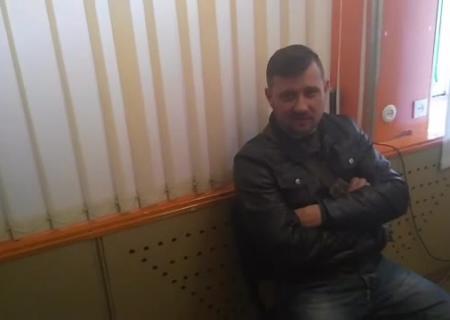 ВКиеве активисты «переименовали» МВД вштаб «ДНР»
