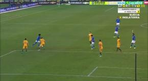 Тайсон забил дебютный гол за сборную Бразилии