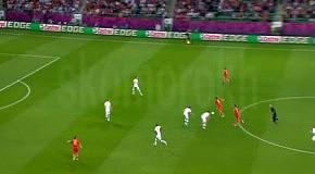 Россия - Чехия (1-0, Дзагоев 15)
