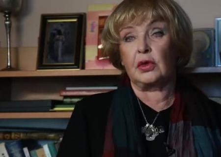 Русофобка Ада Роговцева угодила сгастролей набольничную койку