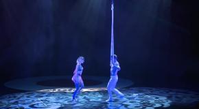 Дуэт Примавера-Воздушные гимнасты на ремнях