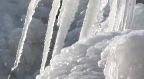 """Водоспад """"Дівочі Сльози"""" (Тлумацький р-н, с. Ісаків), 04/03/18"""