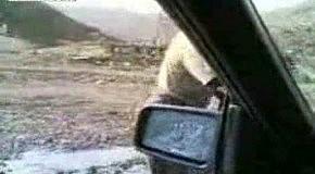 Мытье машины по-иракски