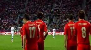 Россия - Чехия (2-0, Широков 24)
