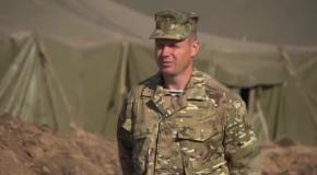 """Позиции сил АТО обстреляли из систем """"Смерч"""""""