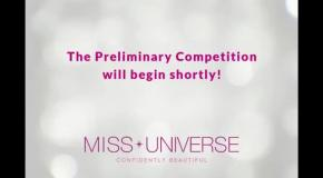63rd Annual Miss Universe Preliminary Competition