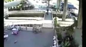 Second explosion hits Bangkok