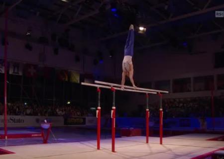 Воронежская гимнастка Ангелина Мельникова стала победителем интернационального турнира