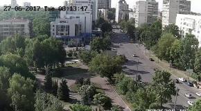 Взрыв автомобиля в Киеве 27 июня