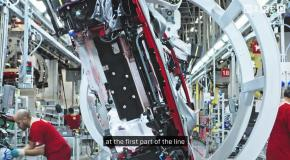 Как собирают автомобили Ferrari