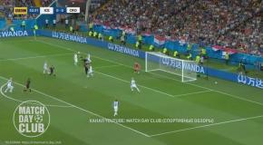 Исландия – Хорватия: видео голов и обзор матча ЧМ-2018