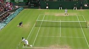 Подсказка теннисисту от фаната