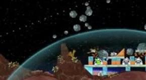 Прохождение Angry Birds: Star Wars 31 Tatooine