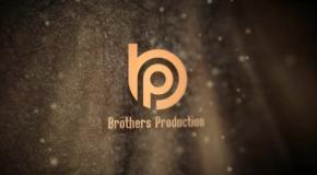 Golden Logo для Brothers Production от Fantastic Imago - креативная реклама, создание видеороликов, презентаций, рекламных роликов, заказать, киев, клипа, мультимедийных презентаций, производство виде