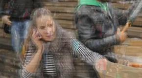 Флешмоб День Рождения Андроид в Одессе