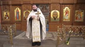 Священник Києво-Печерской Лавры проклял Евромайдан