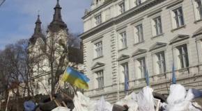 Львовский Майдан 16 февраля
