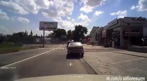 Донецк, 10 июля: по городу движется  военная техника