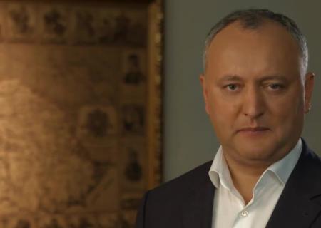Додон признал Крым российским. Ответ Украины